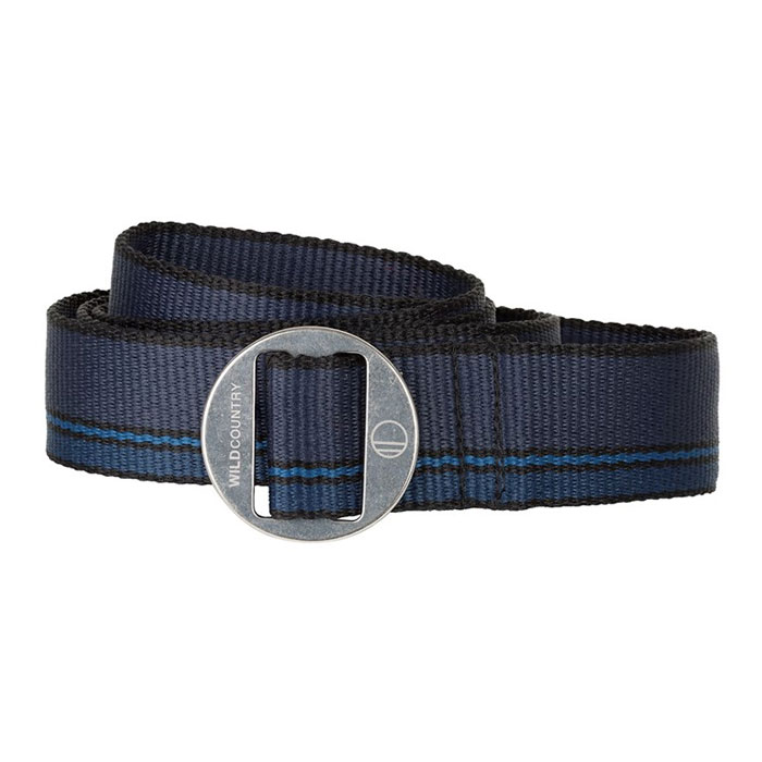opasok WILD COUNTRY Forged Belt Night Black/Stripes