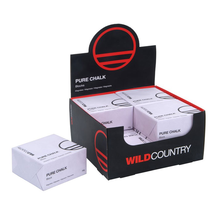 magnézium WILD COUNTRY Pure Chalk Block 58g