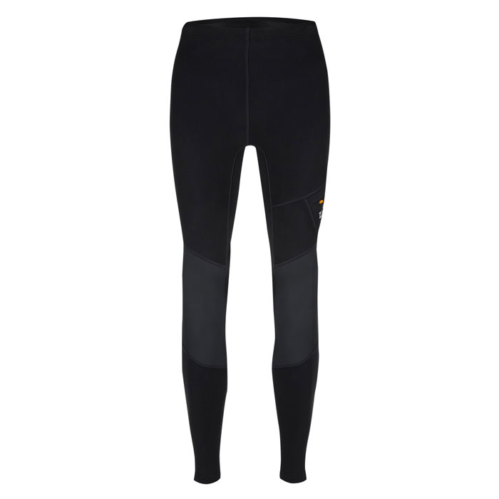legíny ZAJO Dachstein Tights Black